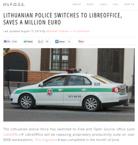 LithPolice