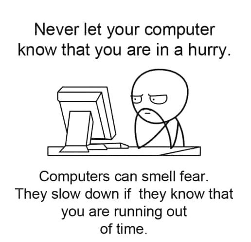 hurrycomputer