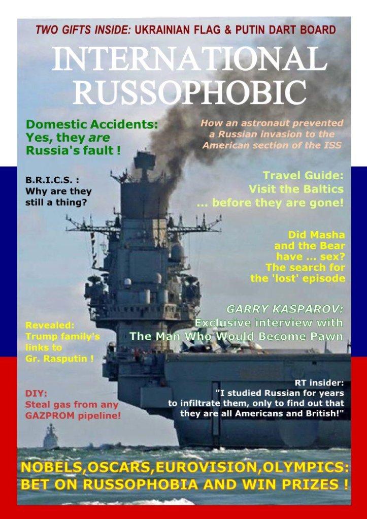 russophobic