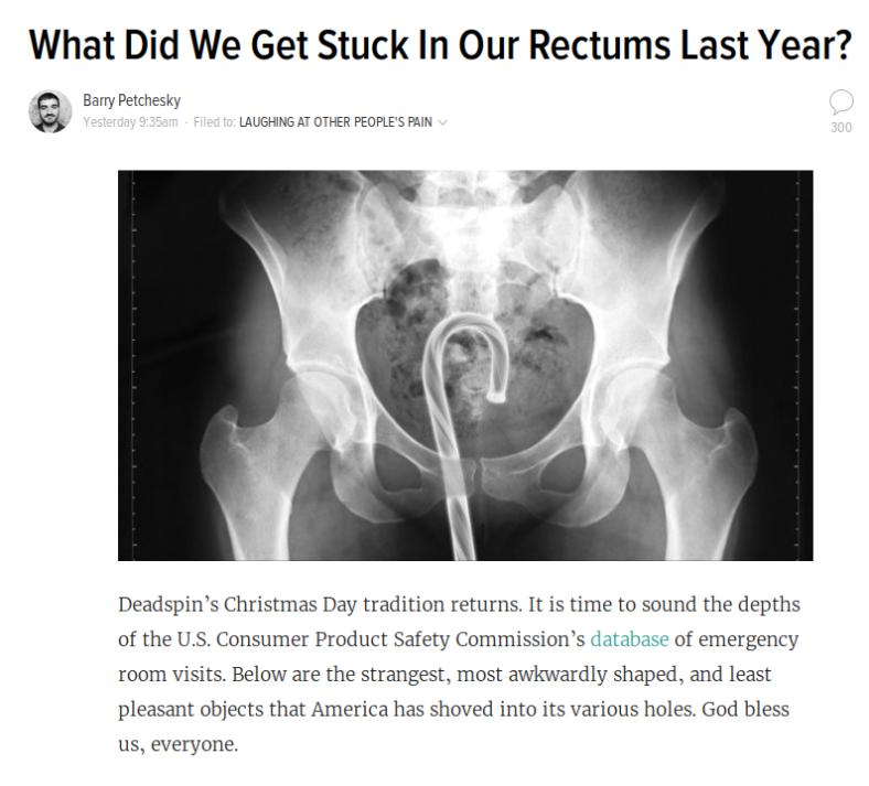 rectums