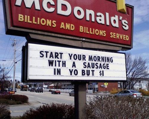 MorningSausage