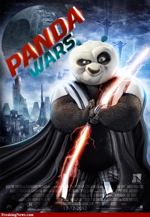 Panda Wars