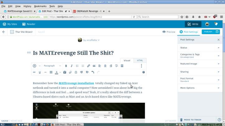 RevengeBlog