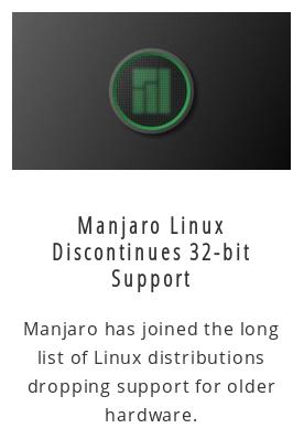 Manjaro32