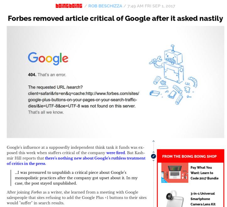 NastyGoogle