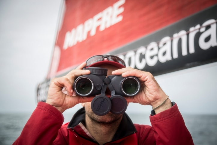 Volvo Ocean Race 2014 - 15 Leg 7 to Lisbon