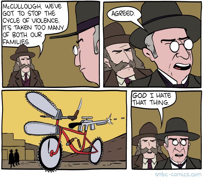 CycleViolence