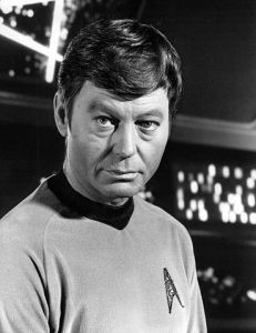 DeForest_Kelley__Dr._McCoy__Star_Trek