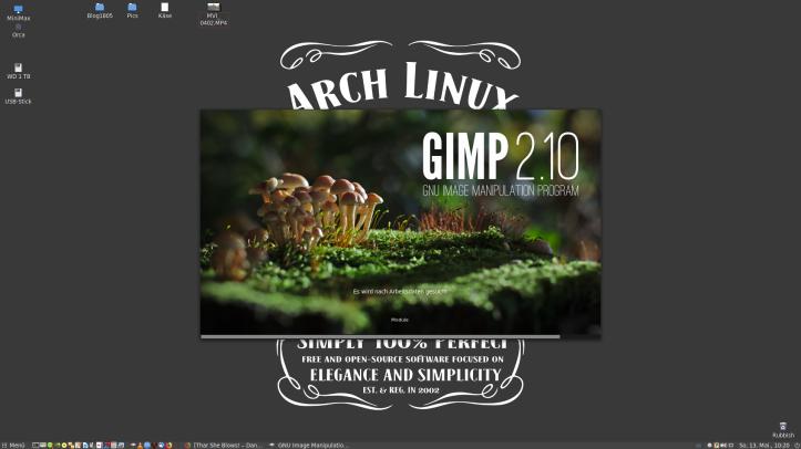 GimpPostScreen