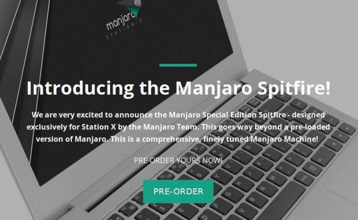ManjaroSpitfire5