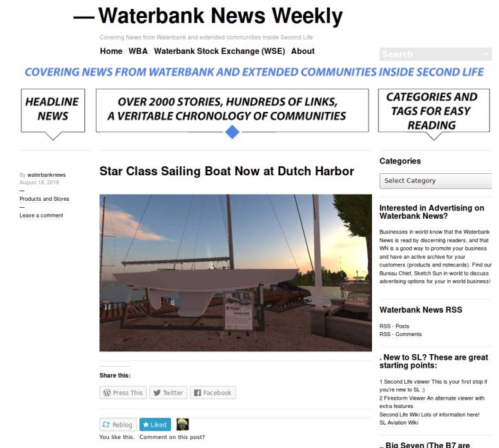 WaterbankStar