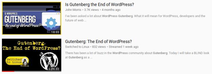 YTGutenberg