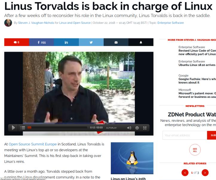 LinusBack