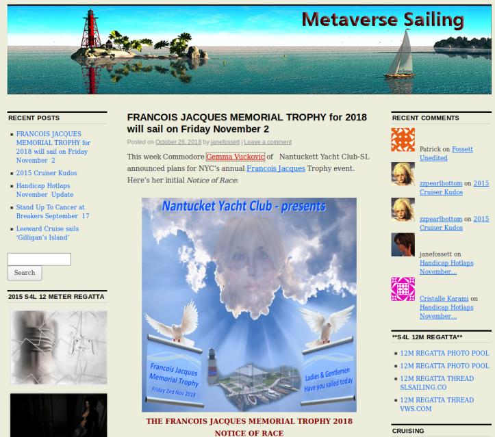 MetaverseSailing