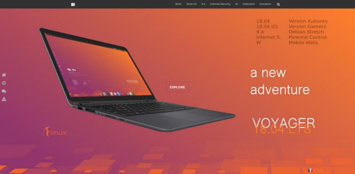 VoyagerWebsite