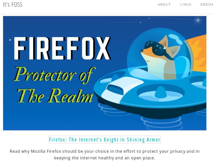 FOSSfirefox