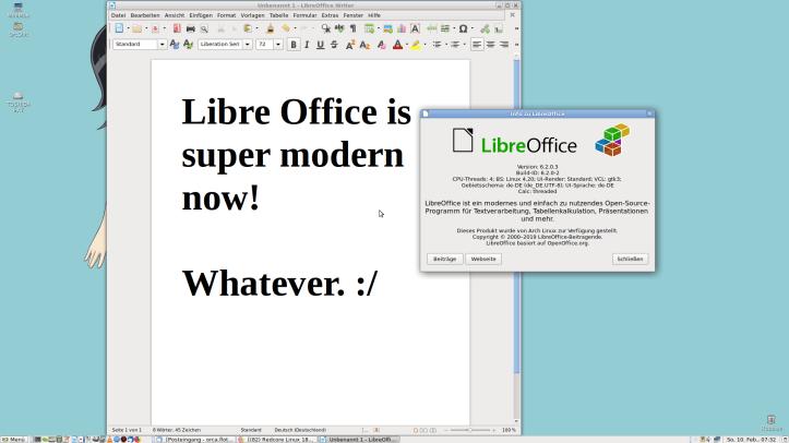 LibreOffice62