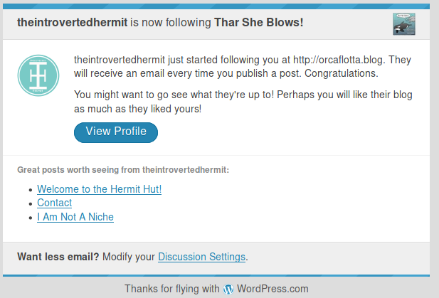 HermitMail