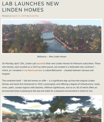 The New Linden Homes Continent – Thar She Blows!