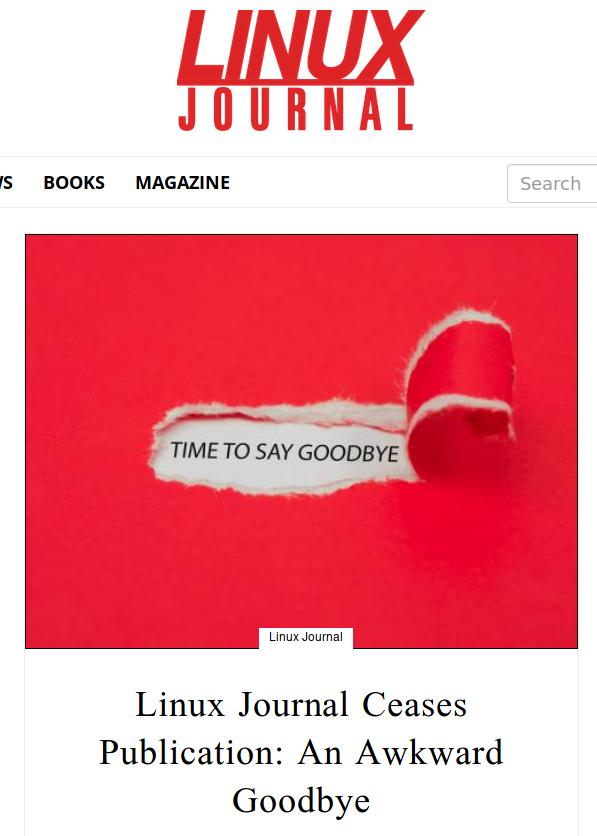 LinuxJournal