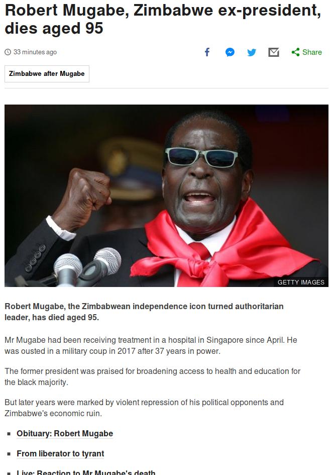 MugabeRIP