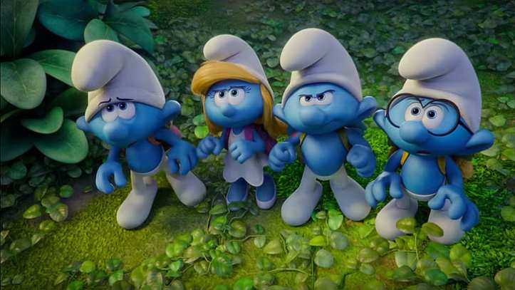 clumsy-smurfs-smurfette-hefty-smurfs-and-brainy-smurfs-the-movie-the-lost-village-screenshot-1920×1080-wallpaper-preview