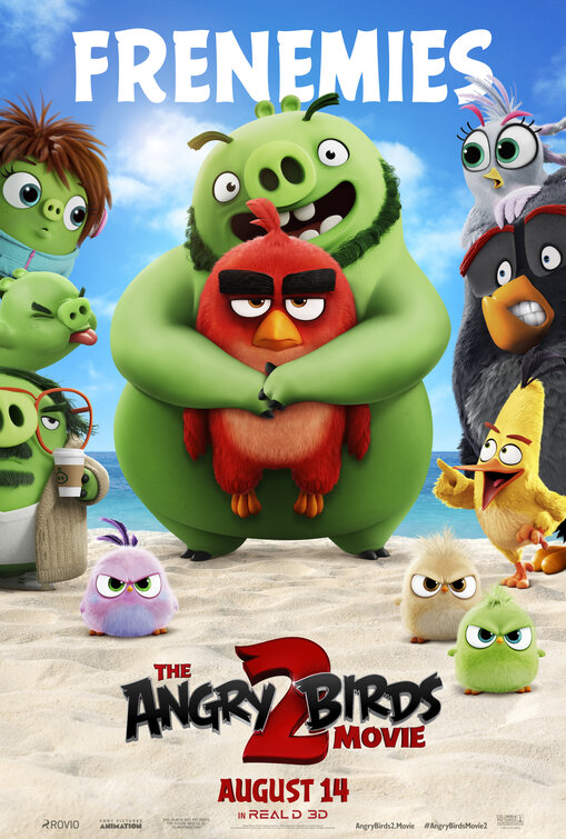 AngryBirds2Poster