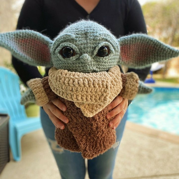 Baby-Yoda-crocheted-by-Crafty-is-Cool-Allison-Hoffman