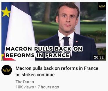 MacronStrike