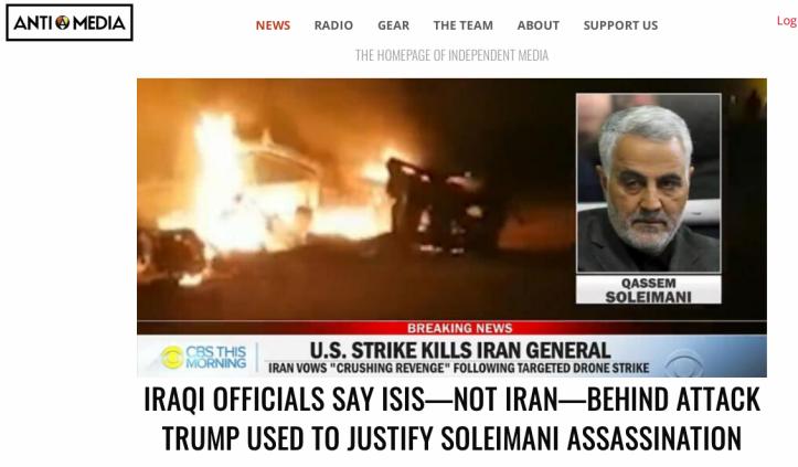 ISIS-Iran