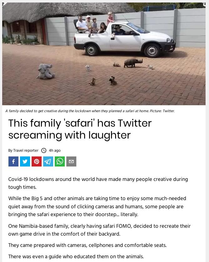 FamilySafari