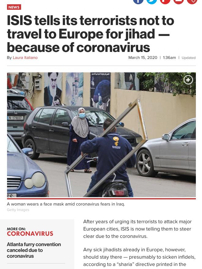 ISIScorona
