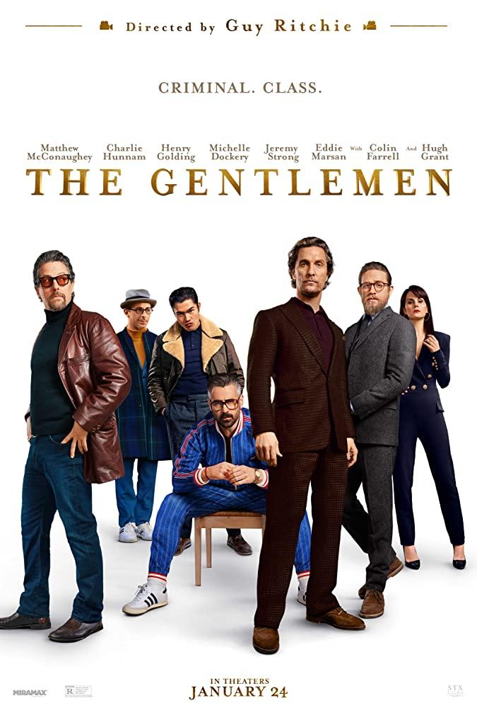 GentlemenPoster