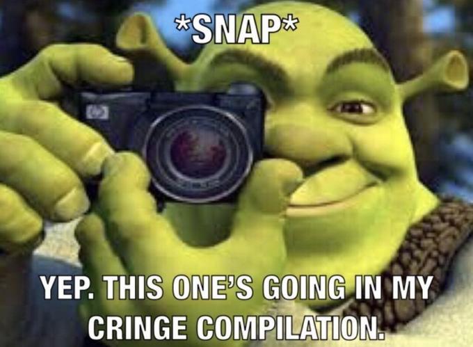 SnapCringe