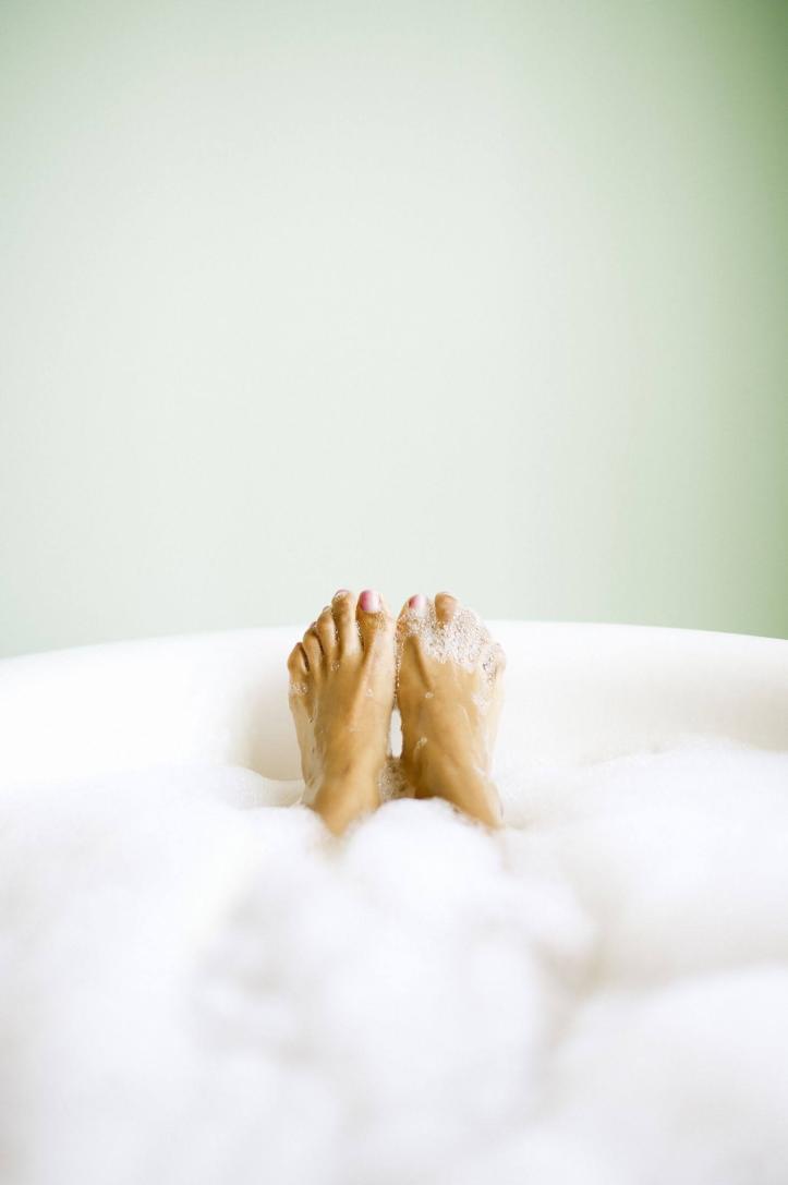 bubblebathfeet